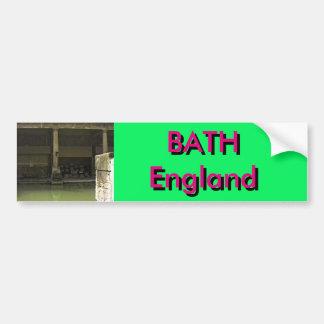 jGibney romano T de Inglaterra 1986 Bath1 Adesivo Para Carro