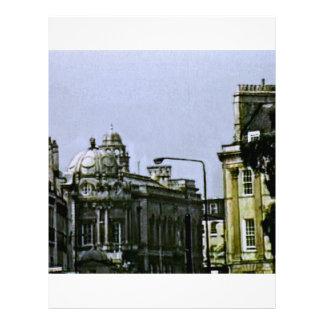 jGibney snap-0719a1 de Inglaterra 1986 do banho O  Papeis De Carta Personalizados