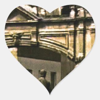 jGibney snap-12018 de Inglaterra 1986 do banho O Adesivos De Corações