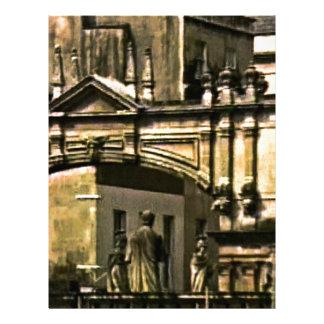 jGibney snap-12018 de Inglaterra 1986 do banho O Papéis De Carta Personalizados