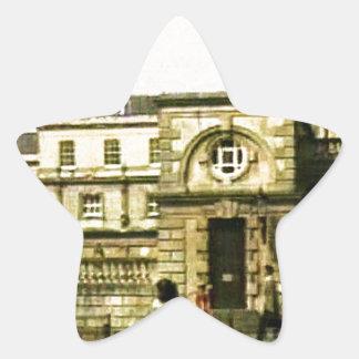 jGibney snap-12152 de Inglaterra 1986 do banho O Adesivos Em Forma De Estrelas