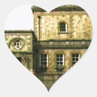 jGibney snap-12280 de Inglaterra 1986 do banho O Adesivos Em Forma De Corações