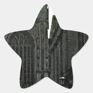 jGibney snap-12281 de Inglaterra 1986 do banho O Adesivos Em Forma De Estrelas