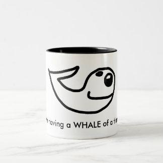 Jim: Caneca do tempo da baleia