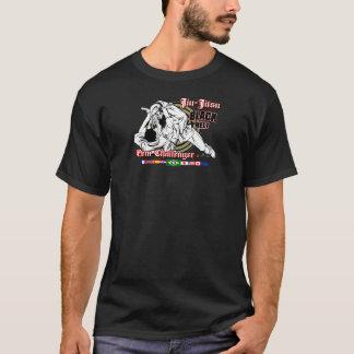 Jiu-Jitsu embandeira a estrela…!!! Camiseta