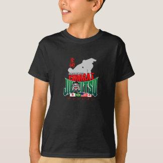 Jiu-Jitsu para miúdos T-shirt