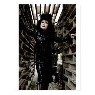 Joana V - Estilete 13 - A loja do modelo do Alt! Cartão Postal