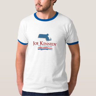 Joe Kennedy, III para o congresso Camiseta