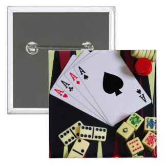jogador bóton quadrado 5.08cm