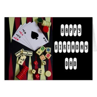 jogador cartão comemorativo