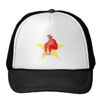 Jogador de beisebol de All Star Boné