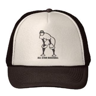 Jogador de campo All-star do basebol de Cadaco Boné