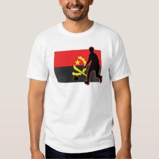 Jogador de futebol de Angola Camiseta