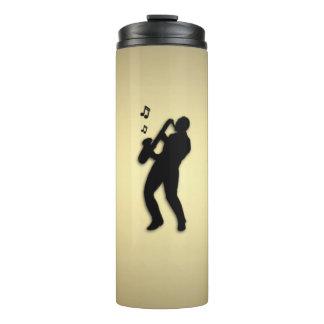 Jogador de saxofone