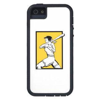 Jogador de softball capas iPhone 5