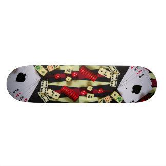 jogador shape de skate 18,7cm