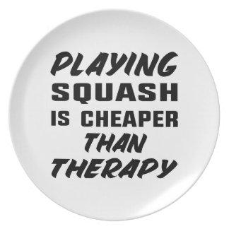 Jogar a polpa é mais barato do que a terapia prato de festa