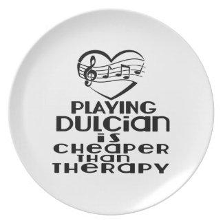 Jogar Dulcian é mais barato do que a terapia Prato