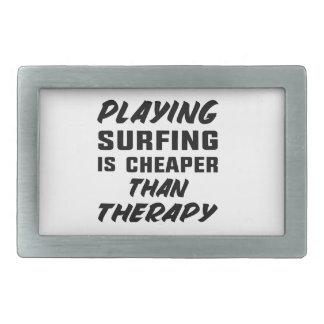 Jogar surfar é mais barato do que a terapia