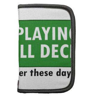 Jogo com uma plataforma de cartões completa agendas