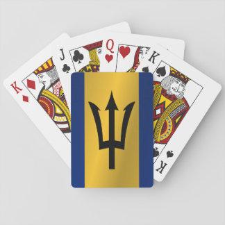 Jogo De Baralho Bandeira de Barbados