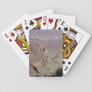 Jogo De Baralho Borda sul do Grand Canyon