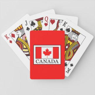 Jogo De Baralho Canadá