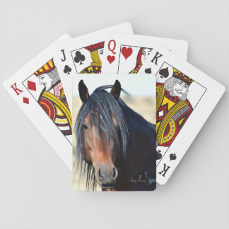 Jogo De Baralho Caras padrão do índice do cartão de jogo