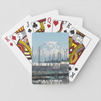 Jogo De Baralho Cartão da foto do viagem de Tacoma, Washington