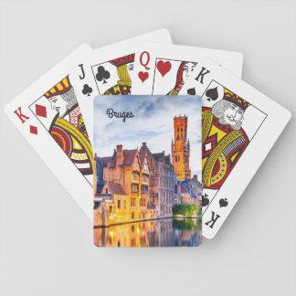 Jogo De Baralho Cartão de jogo Bruges
