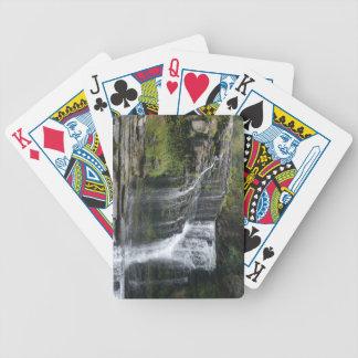 Jogo De Baralho Cartões da cachoeira