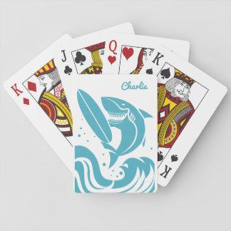 Jogo De Baralho Cartões de jogo conhecidos feitos sob encomenda do
