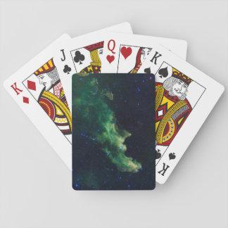 Jogo De Baralho Cartões de jogo da galáxia do espaço
