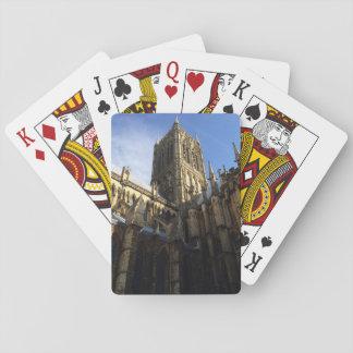 Jogo De Baralho Cartões de jogo da herança da catedral de Lincoln