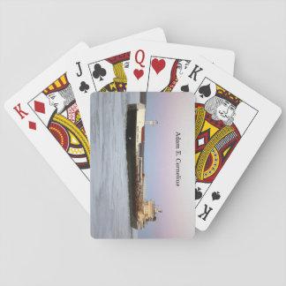 Jogo De Baralho Cartões de jogo de Adam E. Cornelius