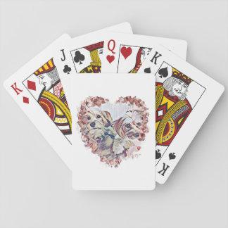 Jogo De Baralho Cartões de jogo de Penny&Copper
