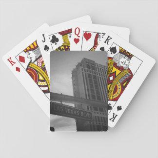 Jogo De Baralho Cartões de jogo de Vegas