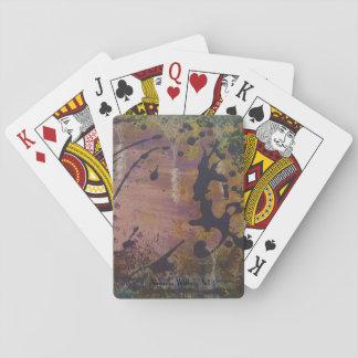 Jogo De Baralho Cartões de jogo do casulo