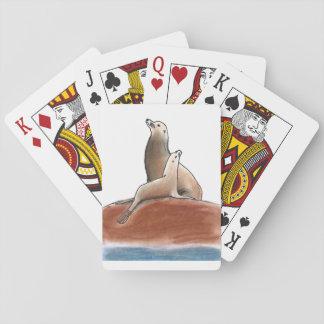 Jogo De Baralho Cartões de jogo do conto de BACS Angie especial
