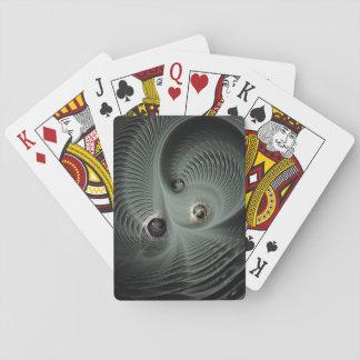 Jogo De Baralho Cartões de jogo do túnel do quantum