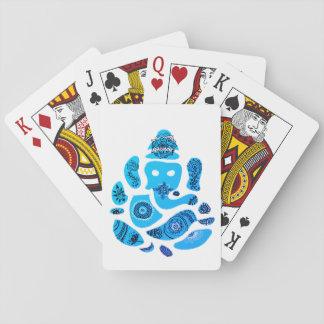 Jogo De Baralho Cartões de jogo Ganesha