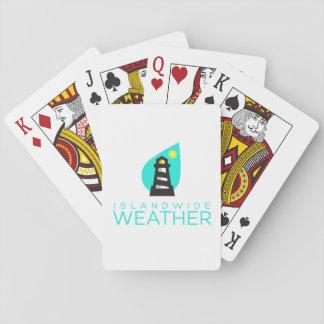 Jogo De Baralho Cartões de jogo Islandwide do tempo