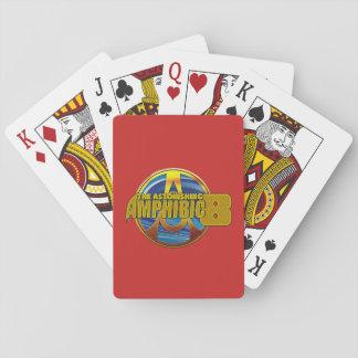 Jogo De Baralho Cartões de jogo novos da história em quadrinhos do