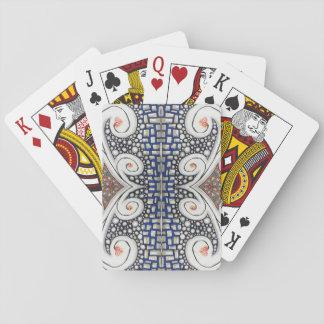 Jogo De Baralho Cartões de jogo originais do póquer da arte