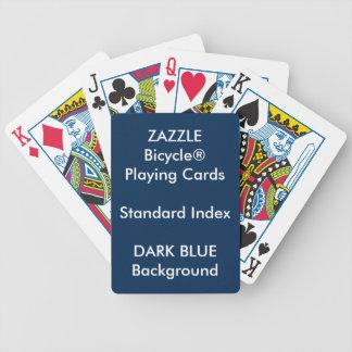 Jogo De Baralho Cartões de jogo padrão feitos sob encomenda da