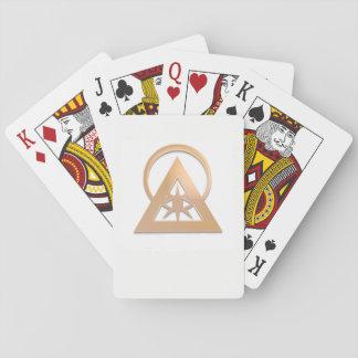 Jogo De Baralho cartões do illuminati