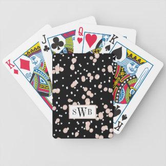 JOGO DE BARALHO CHIQUE QUE JOGA PONTOS DE CARDS_PINK/WHITE NO