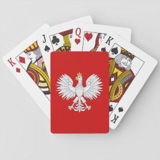 Jogo De Baralho Eagle polonês