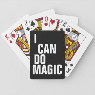 Jogo De Baralho Eu posso fazer a mágica