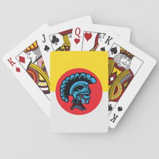 Jogo De Baralho Febre espartano - cartões de jogo